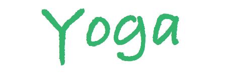 yoga ロゴ